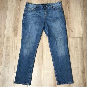 Calvin Klein | Boyfriend Jeans